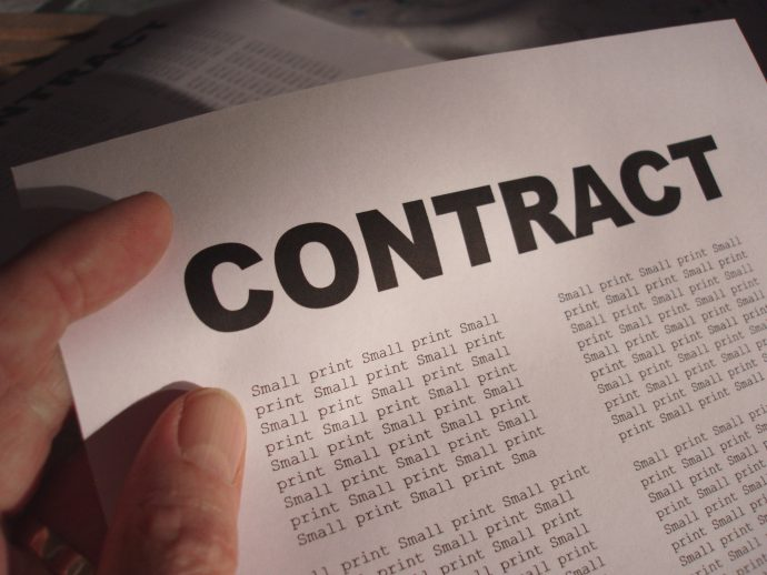 On Government Contracts